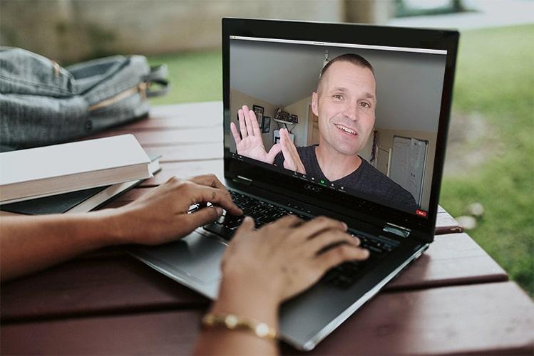 Virtual Sales Team Training