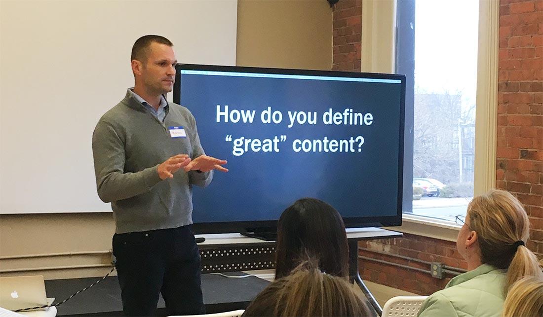 Bi-weekly Content Training