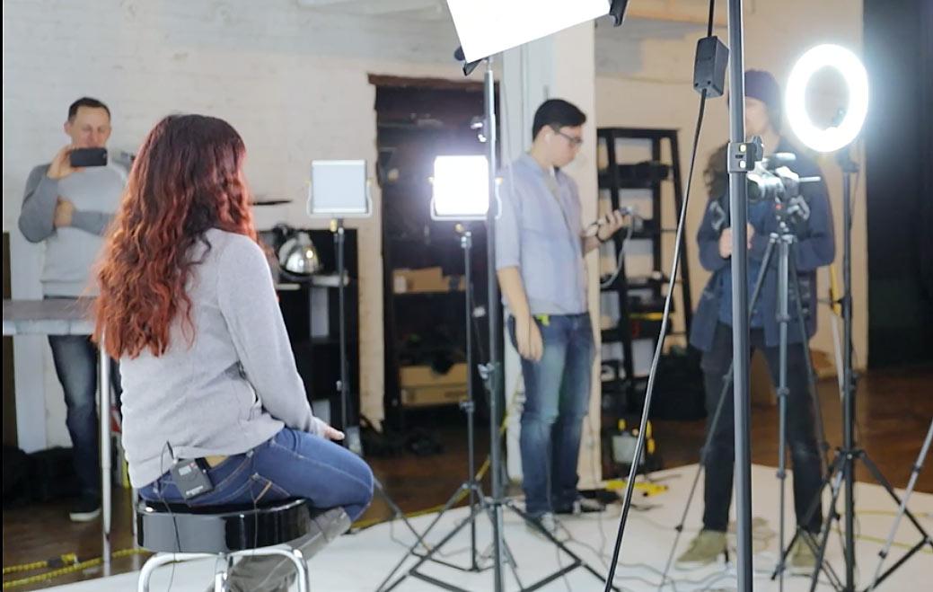 Video Marketing Onsite Training