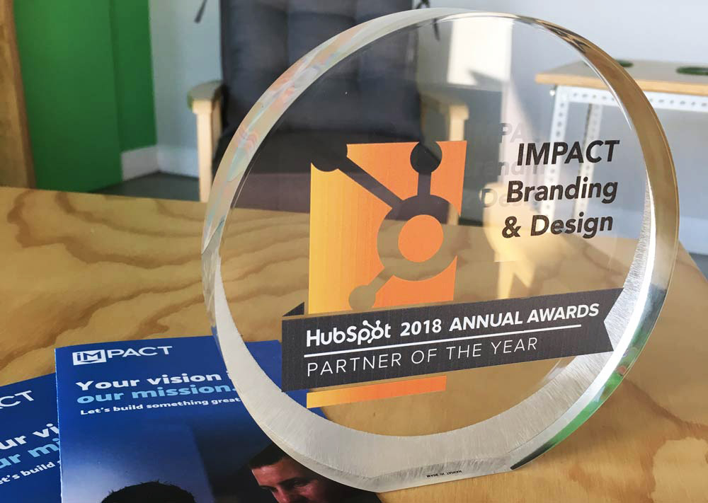 We Were Named HubSpot's 2017 Inbound Agency Partner of the Year