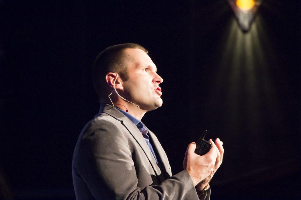 Marcus Sheridan Speaking