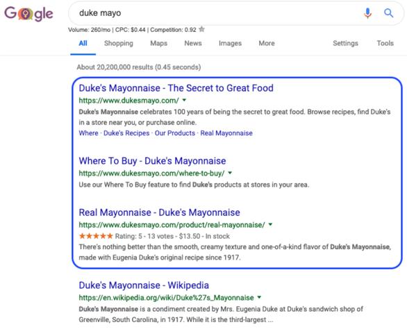 duke's mayo digital strategy