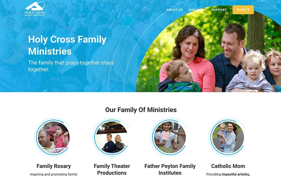 Holy Cross Ministries