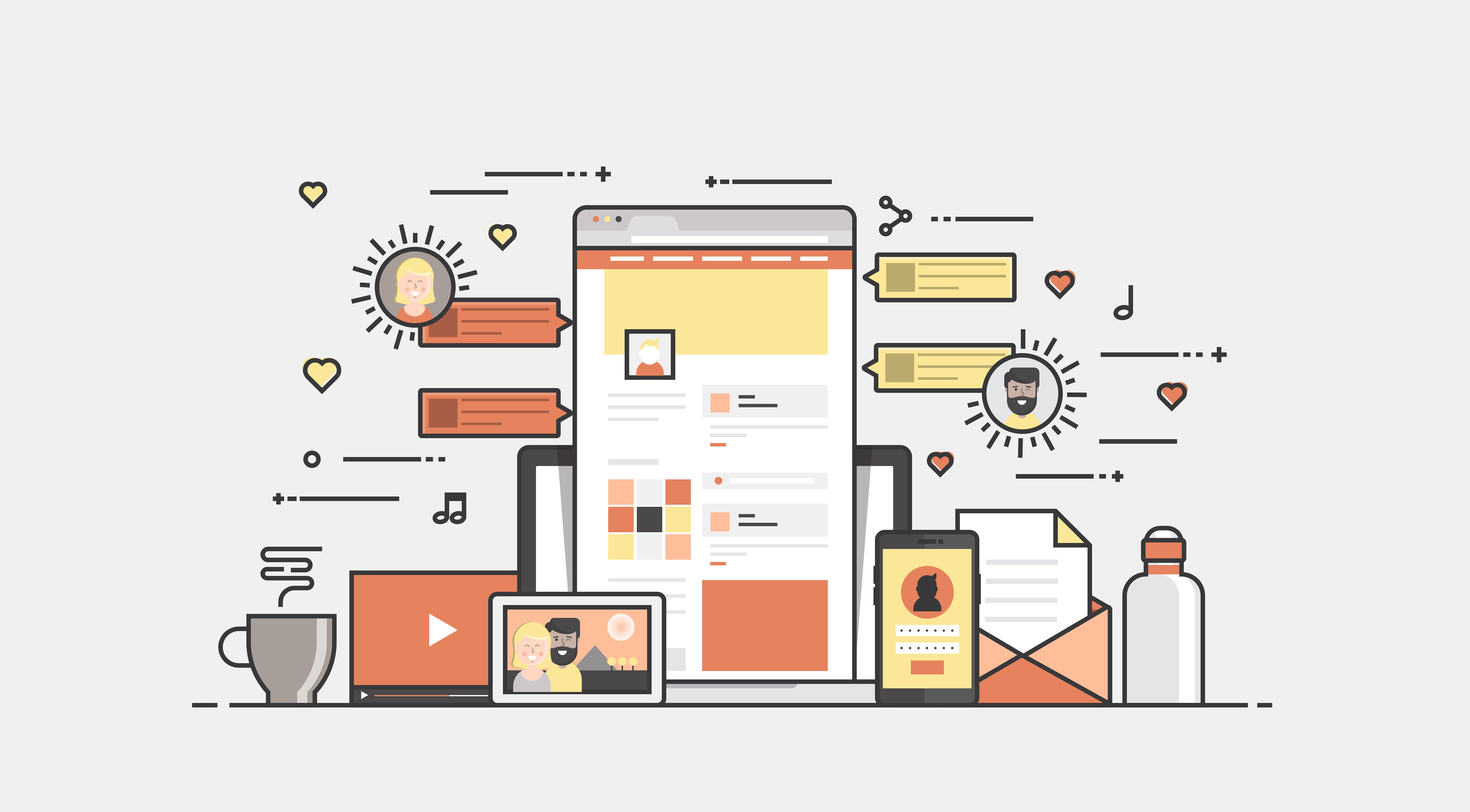 6 Examples of Perfect Inbound Websites & What We Love About Them